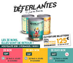 ZE BIG BOX DEFERLANTES