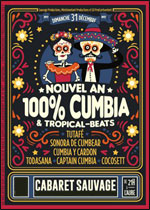 NOUVEL AN 100% CUMBIA !