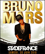 BRUNO MARS BUS LYON