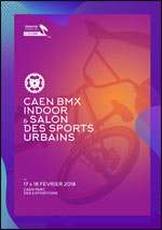 CAEN BMX INDOOR & SALON DES