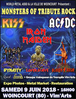 MONSTERS OF TRIBUTE ROCK