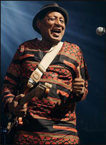EBO TAYLOR & THE SALTPOND CITY BAND