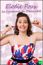 ELODIE POUX - SYNDROME DU PLAYMOBIL