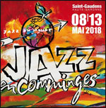 PASS 2 SOIRS - JAZZ EN COMMINGES 09 & 10 MAI 2018