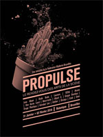 PROPULSE 2018 AVEC ANNABEL LEE/