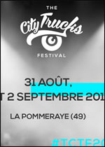 THE CITY TRUCKS FESTIVAL - PASS 3 J