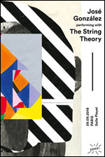 JOSE GONZALEZ & THE STRING THEORY