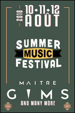 SUMMER MUSIC FESTIVAL - PASS 2 JOUR