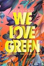 WE LOVE GREEN - BILLET DIMANCHE