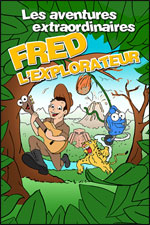 FRED L'EXPLORATEUR