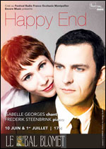 ISABELLE GEORGES, HAPPY END