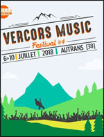 VERCORS MUSIC FEST-FULL PASS 5JOURS