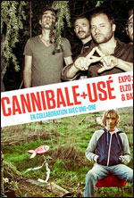 BORN BAD RECORDS : CANNIBALE + USE