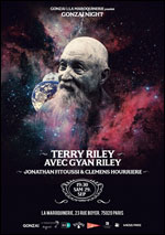 GONZAI NIGHT : TERRY RILEY