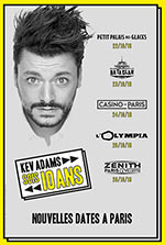BATACLAN PACKAGES KEV ADAMS