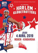 HARLEM GLOBETROTTERS - ROUEN / MAGIC PASS