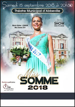 ELECTION MISS SOMME 2018