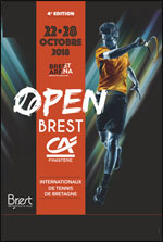 OPEN BREST CREDIT AGRICOLE