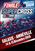 FINALE SUPERCROSS SX TOUR