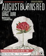AUGUST BURNS RED + WAGE WAR
