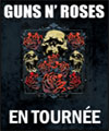 Réservation GUNS N' ROSES:PELOUSEOR + BUS LILLE