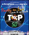 R�servation TOP 50 - PARTEZ EN LIVE