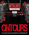 R�servation METALDAYS : BUS GENEVE COINTRIN