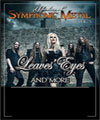 R�servation MASTERS OF SYMPHONIC METAL
