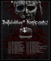 R�servation INQUISITION, ROTTING CHRIST +GUESTS
