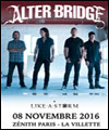 R�servation ALTER BRIDGE