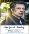 R�servation BENJAMIN BIOLAY