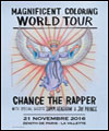 R�servation CHANCE THE RAPPER