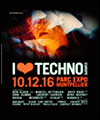 R�servation I LOVE TECHNO EUROPE 2016
