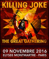 R�servation KILLING JOKE