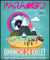 R�servation PARADISIO FESTIVAL ANNECY