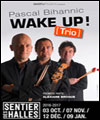 R�servation PASCAL BIHANNIC TRIO - WAKE UP !