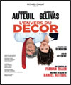 R�servation L'ENVERS DU DECOR