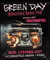R�servation GREEN DAY