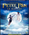 R�servation PETER PAN - LE BALLET