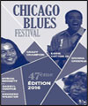 Réservation CHICAGO BLUES FESTIVAL 2016