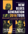 R�servation NEW BLUES GENERATION