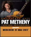 Réservation AN EVENING WITH PAT METHENY