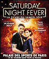 Réservation SATURDAY NIGHT FEVER