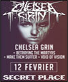 Réservation CHELSEA GRIN+BETRAYING THE MARTYRS