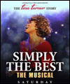 Réservation SIMPLY THE BEST - THE MUSICAL