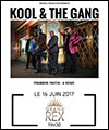 Réservation KOOL & THE GANG