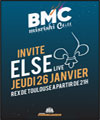 Réservation BMC INVITE:ELSE (L'ORDRE COLLECTIF)