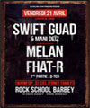 Réservation SWIFT GUAD / MELAN / FHAT-R