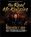 Réservation THE REAL MCKENZIES