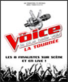 Réservation THE VOICE, LA TOURNEE